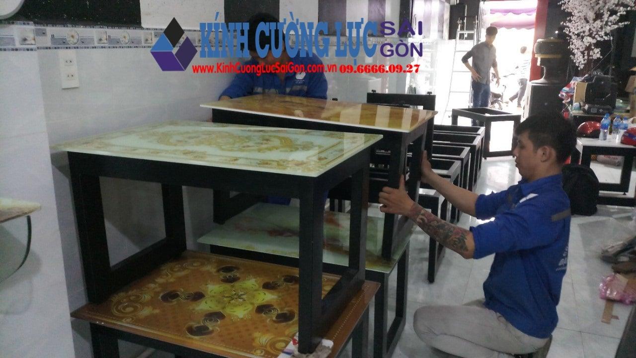 Kính cường lực thành phố Biên Hòa