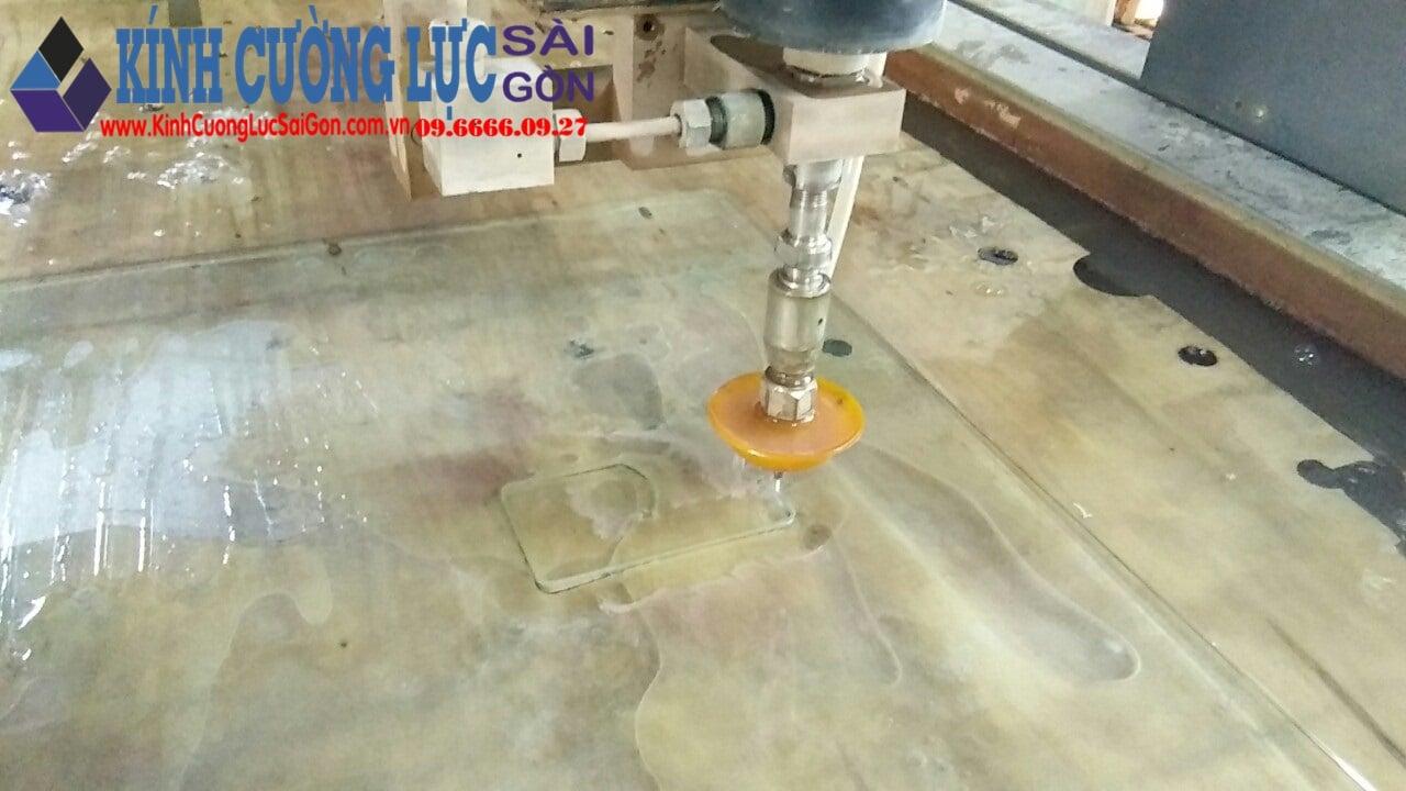 Cung cấp dây chuyền tự động sản xuất kính cường lực